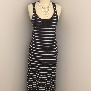 Vince Cotton maxi tank dress